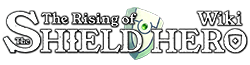 The rising of the shiled hero wiki wordmark