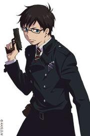 Yukio egzorcysta