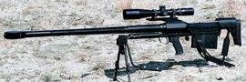 Disconnect Karin Sniper Rifle Gun