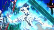 Rin contra Amaimon