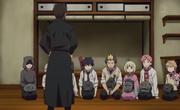 Yukio castiga a sus alumnos por pelear