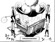 Formación Konekomaru