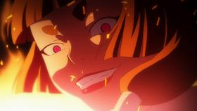 Tamamo en el anime