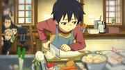 Rin cocinero