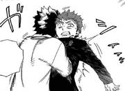Bon abraza a Shima