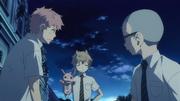 Takara aparece misteriosamente