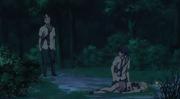 Ryuji va ayudar a Shiemi