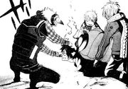 Astaroth ataca a Rin