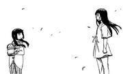 Izumo se encuentra con Tsukumo