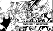 Konekomaru vs Quimera Zombie