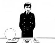 Yukio en el Vaticano