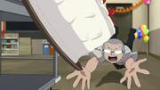 Konekomaru salva el pastel