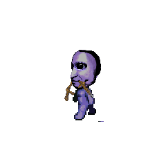 An unused sprite of the <a href=
