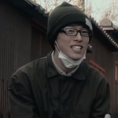 Hiroshi in the live action movie.