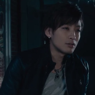 Takuro in the movie.