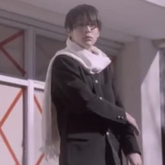 Hiroshi in the second movie.