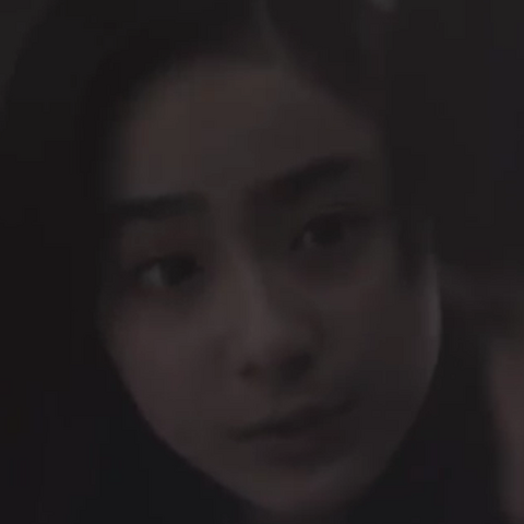 Anna's appearance in the second live action film.