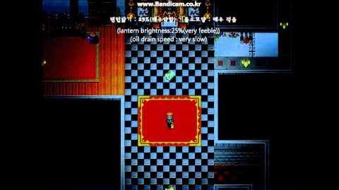 Amnesia The Dark Descent 2D Version (RPG Maker XP)