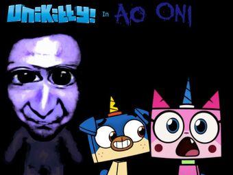 Unikitty In Ao Oni Aooni Wikia Fandom
