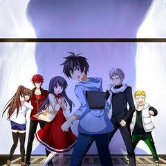 Promotional art.