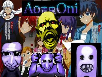 Ao Oni If Aooni Wikia Fandom
