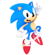 Classic sonic mania render 1 3 by matiprower-dbej88e