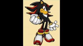 Shadow's Recorded Voice (Adventures of Sonic the Hedgehog Adventures of Shadow the Hedgehog)