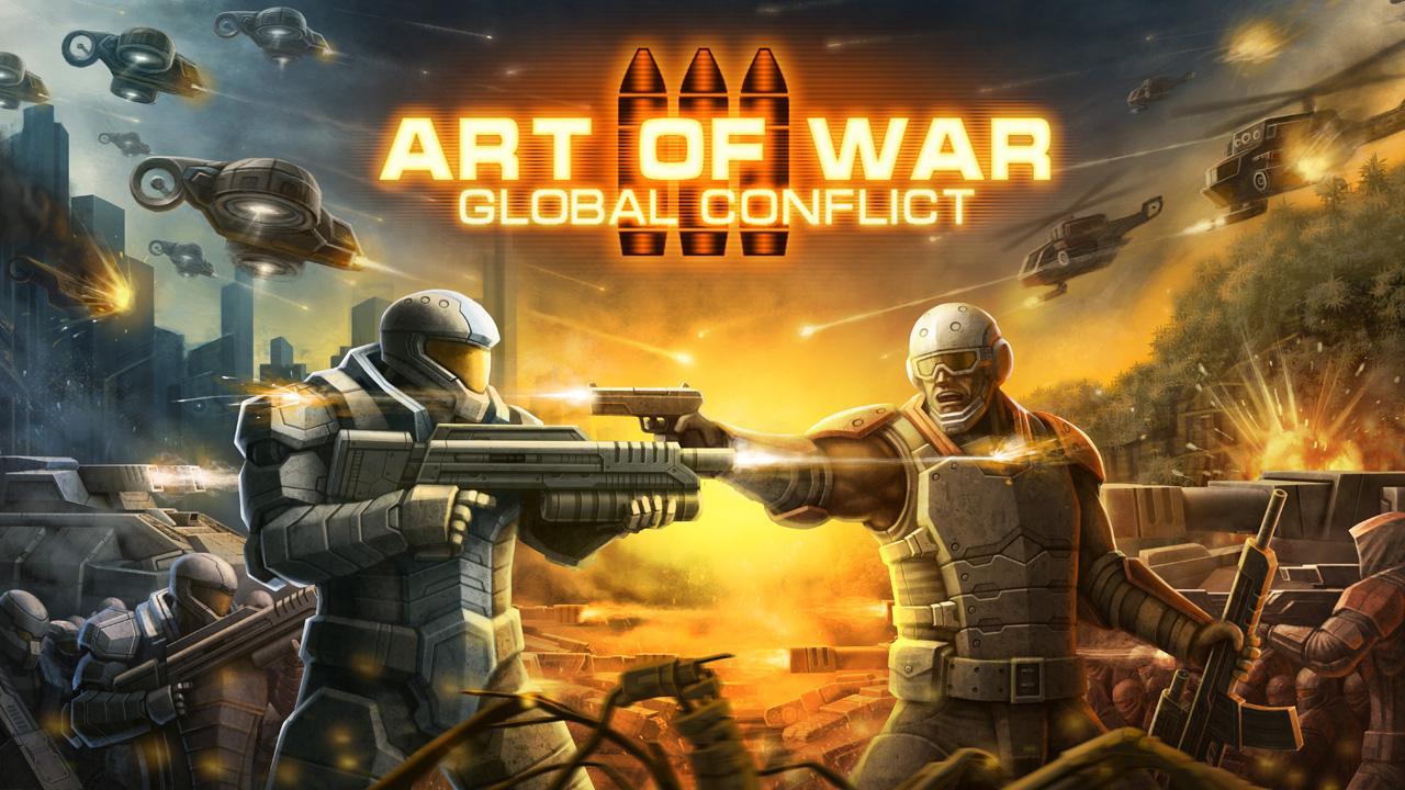 Скачать игру art of war 3.