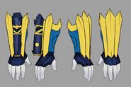 Hiromori weapon