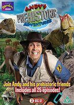 Andy'sPrehistoricAdventuresDVD