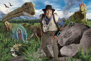 Andy'sPrehistoricAdventuresWallpaper