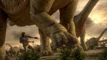 APA-AndyrunsunderArgentinosaurus