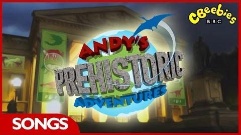 CBeebies Andy's Prehistoric Adventures - Theme Song