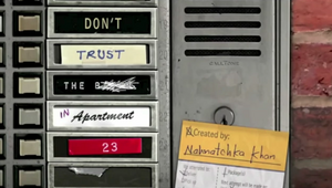 Don't Trust the B---- in Apartment 23 Intro Title