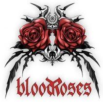 Blood roses logo