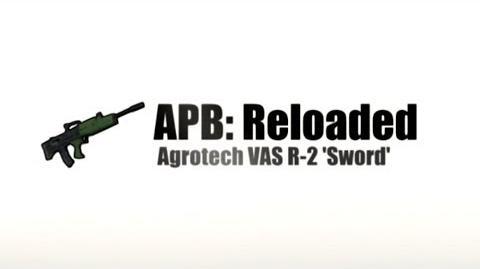 APB Reloaded - Обзор Agrotech VAS R-2 'Sword'