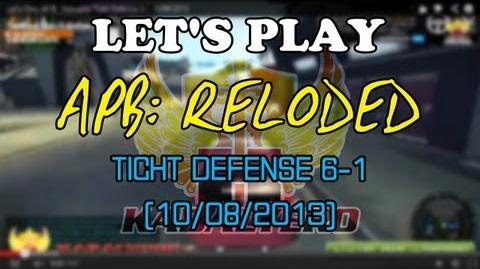 Let's Play APB Reloaded Tight Defense 6-1 10 08 2013 (twitch.tv kabalyerotv)