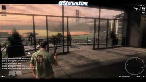APB - Mark Rein Direct Feed Gameplay Gamescom 09 in HD Part 1 of 2 - All Points Bulletin