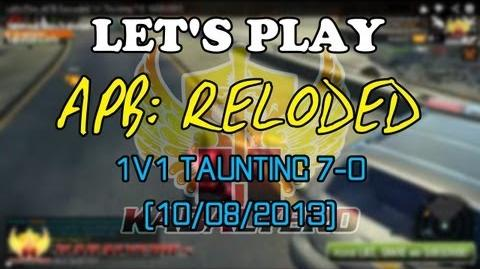 Let's Play APB Reloaded 1v1 Taunting 7-0 10 08 2013 (twitch.tv kabalyerotv)