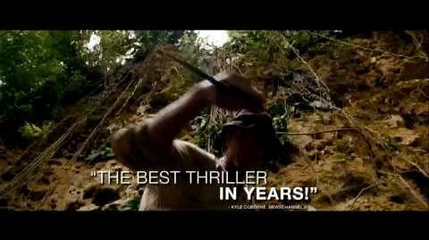Kiele Sanchez A Perfect Getaway HD TV Spot 6 Paradise Review 2009