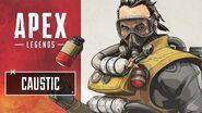 Meet Caustic – Apex Legends Character Trailer