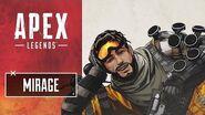 Meet Mirage – Apex Legends Character Trailer