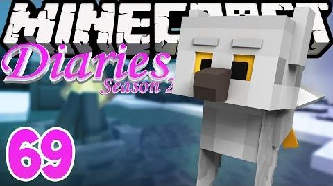 Eastern Wolf Tribe Minecraft Diaries S2 Ep