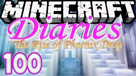 The Amulet's Secret Minecraft Diaries S1 Ep