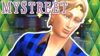 Garroth's Cool Pool Party! - MyStreet Sims Siminima