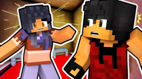Aphmau's Mom to the Rescue - MyStreet Lover's Lane -S3 Ep.26 Minecraft Roleplay-
