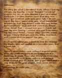 Aaron's Note