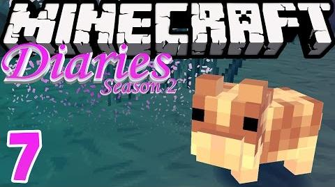 Hamster Boat Party Minecraft Diaries S2 Ep