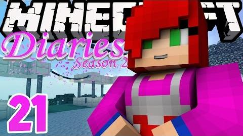 A Peaceful Day Minecraft Diaries S2 Ep