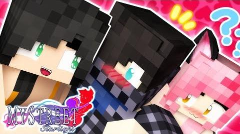 Zuzu's Got A Girlfriend MyStreet Starlight Ep.20 Minecraft Roleplay
